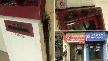 Rajasthan Robbery: এটিএম মেশিন ভাঙচুর করে নগদ ৬ লাখ টাকা লুঠ