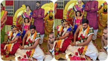 Vijay Shankar Gets Married: বিয়ে করলেন ভারতের অলরাউন্ডার বিজয় শঙ্কর