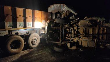 Andhra Pradesh Tragedy: অন্ধ্রপ্রদেশে বাস ও ট্রাকের মুখোমুখি সংঘর্ষ, নিহত ১৪