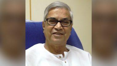 WB Assembly Election 2021: বিধানসভা নির্বাচনে না লড়ার সিদ্ধান্ত বর্ধমান দক্ষিণের তৃণমূল বিধায়ক রবিরঞ্জন চট্টোপাধ্যায়ের