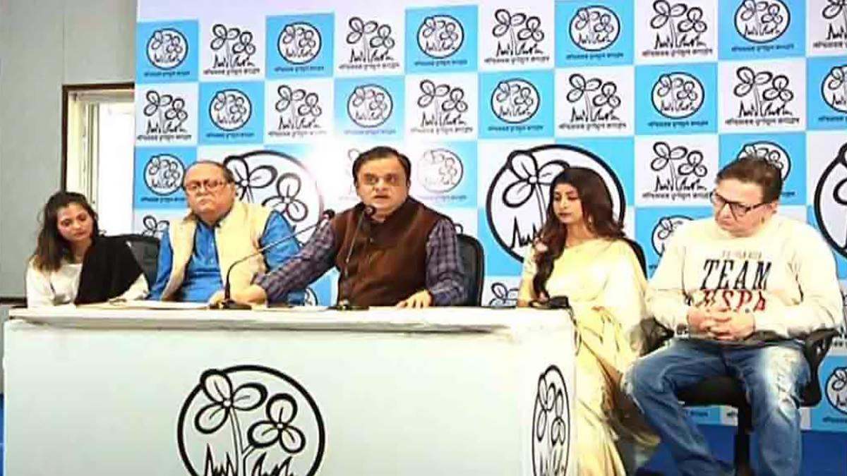 Actor Dipankar Dey, Bharat Kaul Joins TMC: তৃণমূলে যোগ দিলেন অভিনেতা দীপঙ্কর দে, ভরত কল