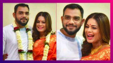 Iman Chakraborty Got Married: 'জাস্ট ম্যারিড', ইমন চক্রবর্তীর বিয়ের অ্যালবাম একনজরে