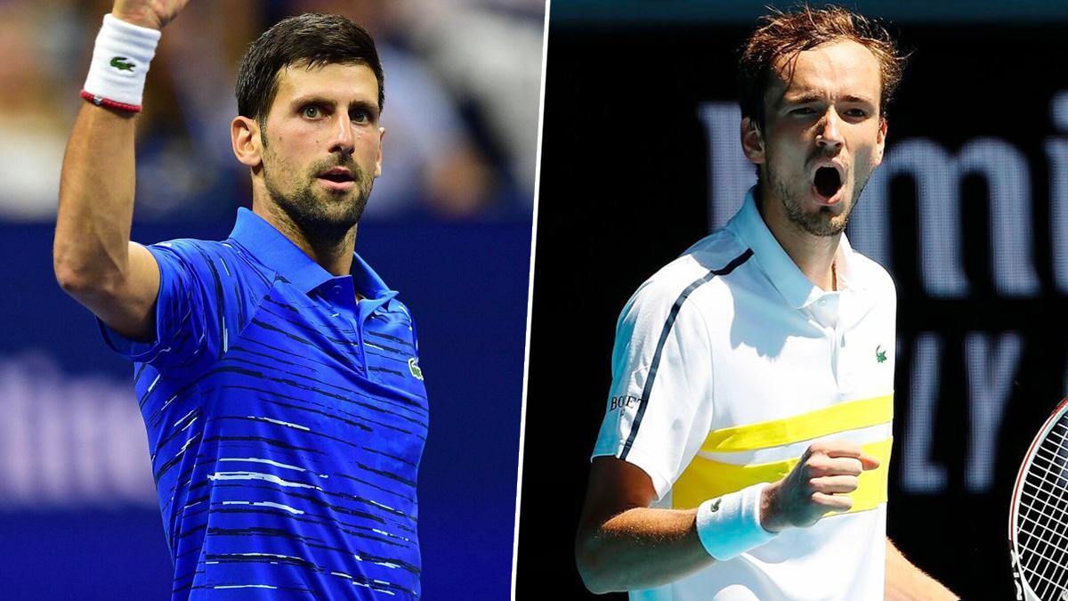 Australian Open 2021 Men's Final Live Streaming: অস্ট্রেলিয়ান ওপেনের ফাইনালে আজ নোভাক জকোভিচ বনাম ড্যানিল মেদভেদেভ ; জেনে নিন কখন, কোথায় দেখবেন ম্যাচ