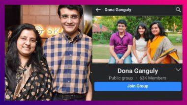 Dona Ganguly Fake Facebook Page: ডোনা গাঙ্গুলির নামে ভুয়ো ফেসবুক পেজ, লালবাজারে অভিযোগ দায়ের
