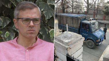 Jammu and Kashmir: পরিবার সহ গৃহবন্দী করা হয়েছে, দাবি ওমর আবদুল্লার
