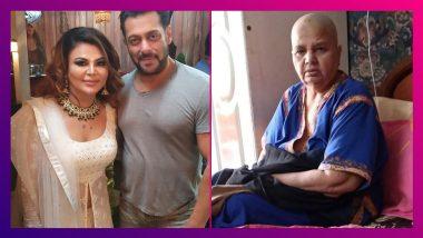 Rakhi Sawant's Mother Thanks Salman Khan: রাখির মায়ের চিকিৎসায় আর্থিক সাহায্য সলমন খানের