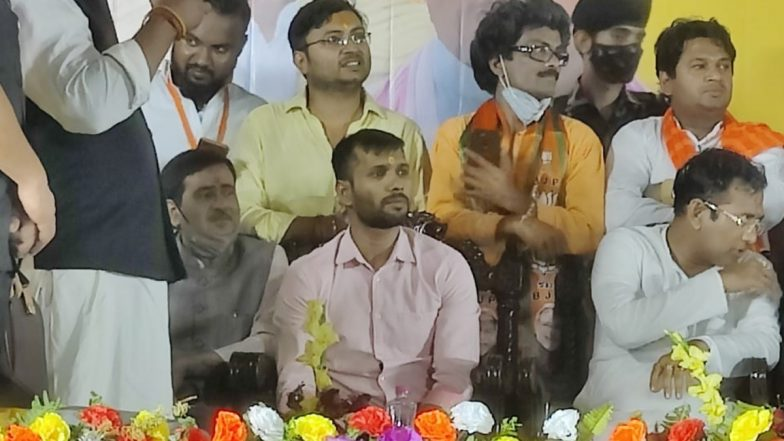 Ashok Dinda Joins BJP: বিজেপিতে যোগ দিলেন প্রাক্তন ক্রিকেটার অশোক দিন্দা