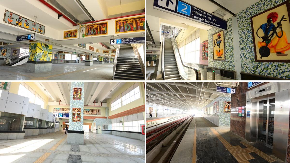 Noapara-Dakshineswar Metro: সোমবার চালু হচ্ছে নোয়াপাড়া-দক্ষিণেশ্বর মেট্রো, উদ্বোধন করবেন প্রধানমন্ত্রী নরেন্দ্র মোদি