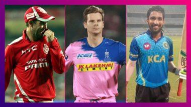 IPL 2021 Players Auction | Five Famous Batsmen: আইপিএলের সেরা ৫ ব্যাটসম্যান, কোন দল কিনল কত টাকায়