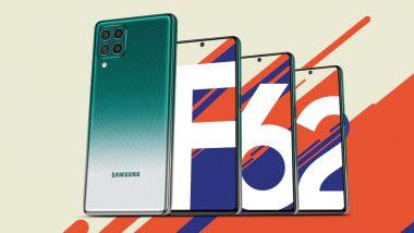 Samsung Galaxy F62: ৭ হাজার মেগাহার্ৎজ ব্যাটারির ক্ষমতাসম্পন্ন সামস্যাংয়ের নতুন স্মার্টফোনের ফিচার এবং দাম একনজরে