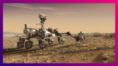 NASA's Perseverance Rover Lands On Mars: মঙ্গলের মাটিতে নামছে নাসার রোভার পারসিভেব়্যান্স