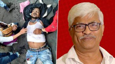 DYFI Protester Dies: 'ক্ষমতা দেখিয়ে খুন করেছে', DYFI কর্মী মইদুল ইসলাম মিদ্দার মৃত্যুতে তীব্র প্রতিক্রিয়া বাম পরিষদীয় নেতা সুজন চক্রবর্তীর