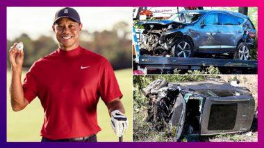 Golf Star Tiger Woods Injured: গাড়ি দুর্ঘটনায় গুরুতর আহত গলফ সম্রাট টাইগার উডস
