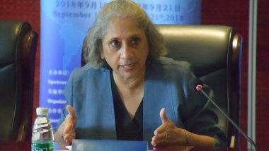 UN Assistant Secretary-General: রাষ্ট্রসংঘের সহকারী সেক্রেটারি-জেনারেল হলেন ভারতীয় অর্থনীতিবিদ লিগিয়া নোরনহা