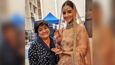 Alia Bhatt: কনের সাজে আলিয়া, তবে কী চুপিসারে বিয়ে সারলেন অভিনেত্রী?