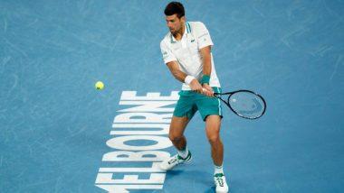 Novak Djokovic Wins Australian Open 2021: নবমবার অস্ট্রেলিয়ান ওপেন জিতলেন নোভাক জকোভিচ