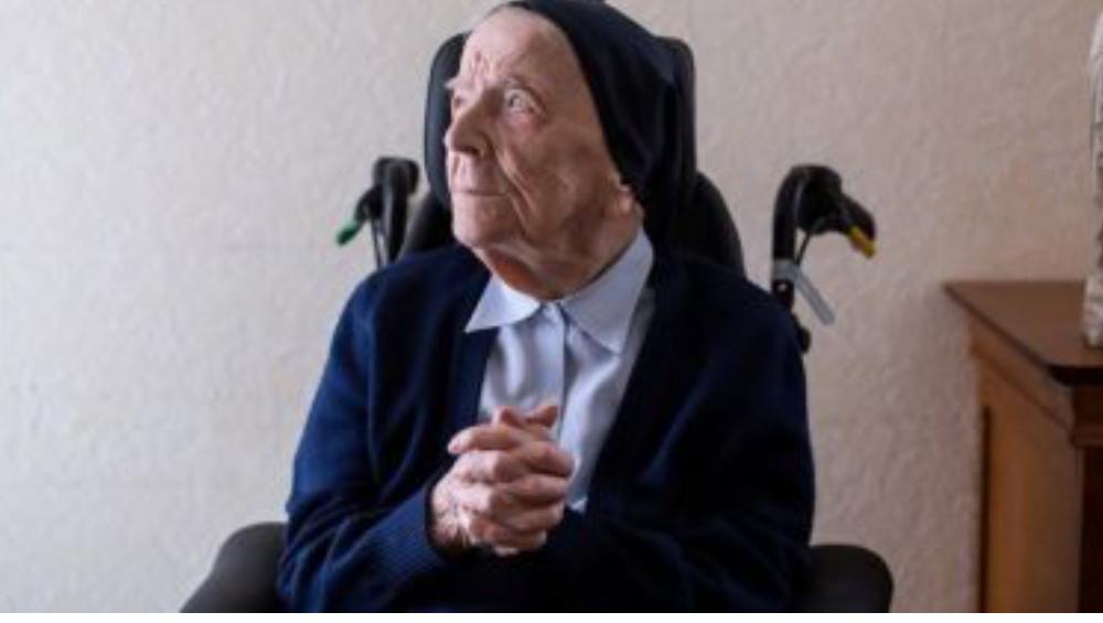 Viral: জন্মদিনের আগের দিন করোনাকে হারিয়ে সুস্থ হলেন ১১৬ বছরের সিস্টার অ্যান্ড্রে, দেখুন ছবি