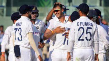 India Beats England: ৩১৭ রানে ইংল্যান্ডকে প্যাভিলিয়নে পাঠাল কোহলির ভারত, অভিষেক ম্যাচেই মারকাটারি অক্ষর প্যাটেল