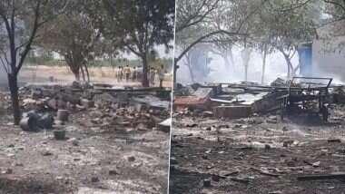 Tamil Nadu Firecracker Factory Explosion: তামিলনাড়ুর বাজি কারখানায় বিস্ফোরণ, মৃতের সংখ্যা বেড়ে ১৯