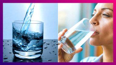 Five Reasons to Have a Glass of Hot Water: ওজন নিয়ন্ত্রণ থেকে হজমশক্তি বাড়াতে পান করুন ১ গ্লাস গরম জল