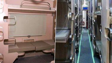 AC 3-Tier Economy Class Coach: বিশ্বের সবচেয়ে সস্তার  থ্রি টায়ার ইকোনমি ক্লাসের কোচ সামনে আনল রেল
