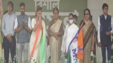 Mamata Banerjee: 'একজন রাবণ আর একজান দানব, দুজন মিলে দেশ চালাচ্ছে' নাম না করে মোদি-শাহকে আক্রমণ মমতার