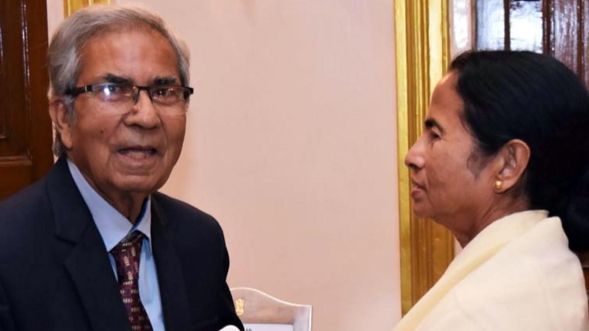 Akhtar Ali Passes Away: টেনিস কিংবদন্তি আখতার আলির প্রয়াণে শোকপ্রকাশ মুখ্যমন্ত্রী মমতা বন্দ্যোপাধ্যায়ের