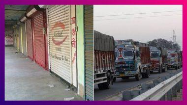 Bharat Bandh: জিএসটি, জ্বালানি তেলের মূল্যবদ্ধির প্রতিবাদে আজ দেশজুড়ে বনধ