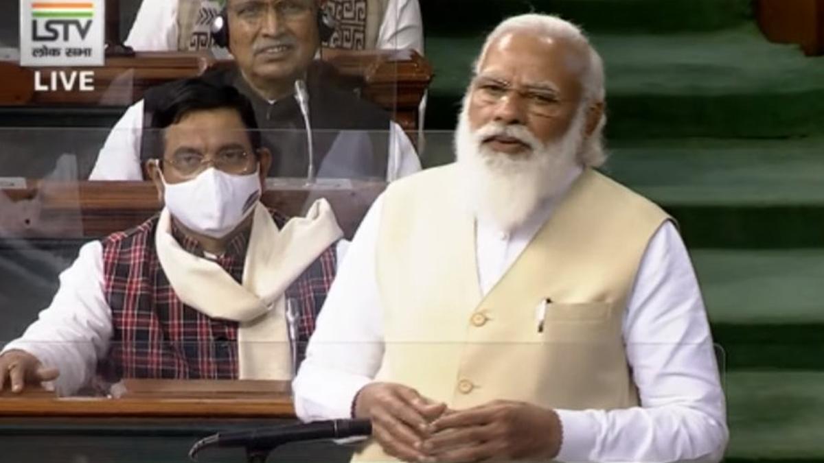 PM Narendra Modi In Lok Sabha: 'কৃষি ক্ষেত্রে সংস্কার জরুরি ছিল', মোদির মন্তব্যের পরই বিরোধী বিক্ষোভে উত্তাল লোকসভা