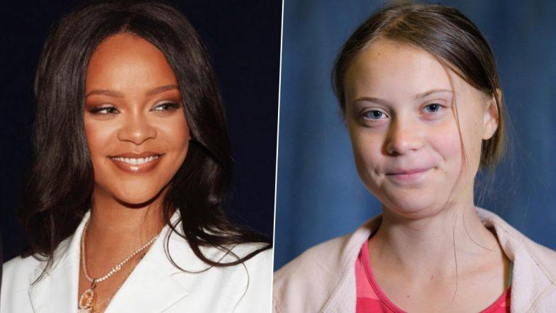 Rihanna & Greta Thunberg Tweets on Farmers' Protest: কৃষক আন্দোলনের সমর্থনে টুইট হলিউড গায়িকা রিহানা এবং পরিবেশকর্মী গ্রেটা থুনবার্গের, রিহানাকে 'নির্বোধ' বলে তোপ কঙ্গনা রানাওতের
