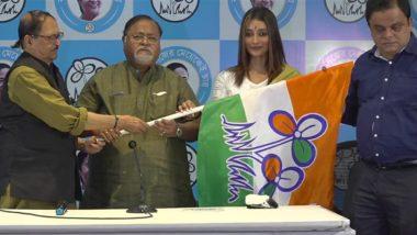 Sayantika Banerjee Joins TMC: তৃণমূল কংগ্রেসে যোগ দিলেন অভিনেত্রী সায়ন্তিকা বন্দ্যোপাধ্যায়