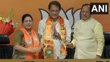 Actor Arun Govil Joins BJP: বিজেপিতে যোগ দিলেন পর্দার 'রাম' অরুণ গোভিল