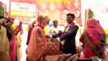Madhya Pradesh: কৃষি আইনের বিরুদ্ধে প্রতিবাদ, আন্দোলনস্থানেই ছেলের বিয়ে দিলেন কৃষক নেতা