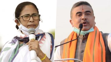 Mamata Banerjee vs Suvendu Adhikari: নন্দীগ্রামে হেভিওয়েট লড়াই, মুখোমুখি মমতা ব্যানার্জি বনাম শুভেন্দু অধিকারী