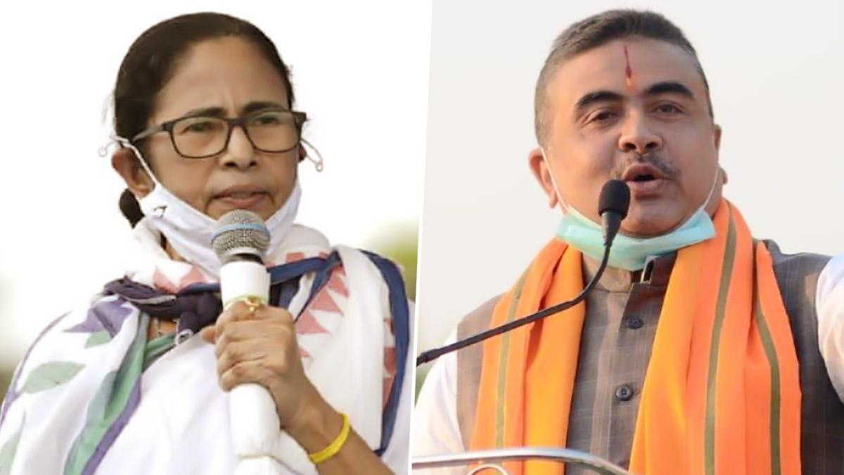 WB Assembly Elections 2021: নন্দীগ্রামের বিজেপি প্রার্থী শুভেন্দুর উল্লেখিত সম্পত্তির পরিমাণ মমতার  থেকে বেশি