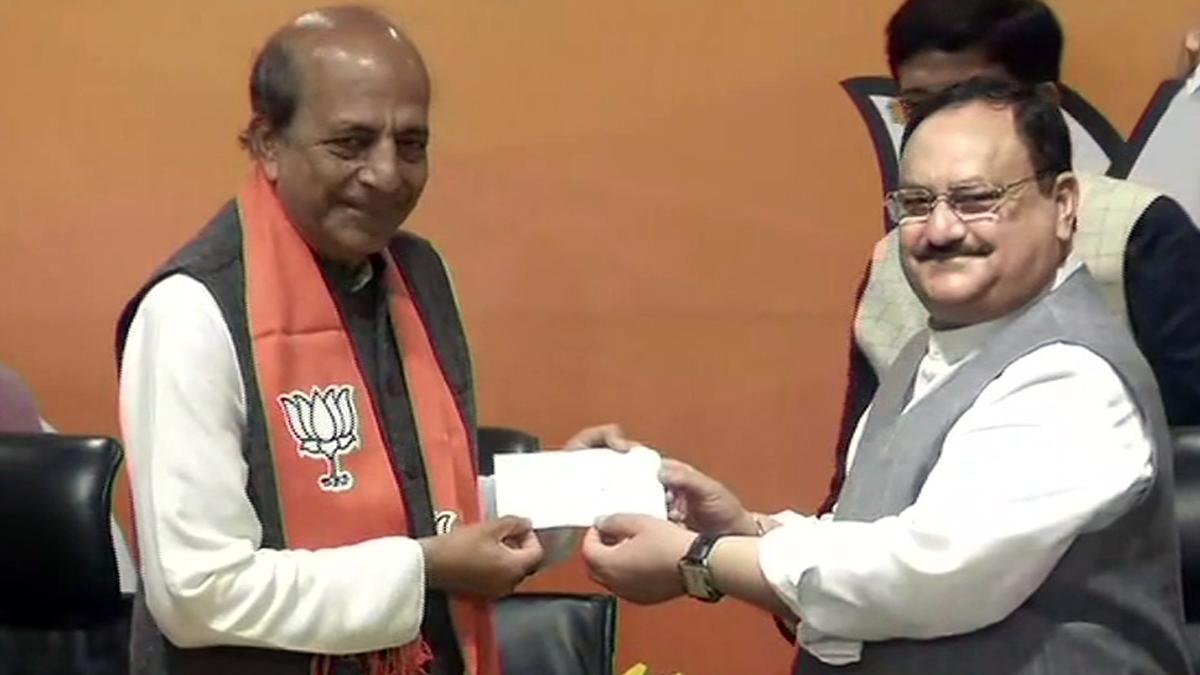 Dinesh Trivedi Joins BJP: বিজেপিতে যোগ দিলেন দীনেশ ত্রিবেদী