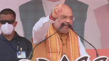 West Bengal Assembly Elections 2021: বাংলার উজ্জ্বল ভবিষ্যতের জন্য ভয়মুক্ত হয়ে ভোট দিন: অমিত শাহ