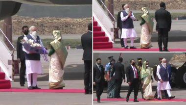 Narendra Modi Arrives In Dhaka: বাংলাদেশ পৌঁছলেন প্রধানমন্ত্রী নরেন্দ্র মোদি