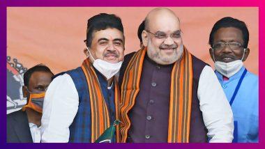 WB Assembly Elections 2021: প্রার্থী তালিকা প্রকাশের আগে শুভেন্দুর সঙ্গে বৈঠকে অমিত শাহ