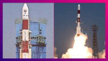 ISRO Launches Amazonia-1: মোদির ছবি এবং গীতা নিয়ে মহাকাশে ইসরোর রকেট, দেখুন ভিডিও