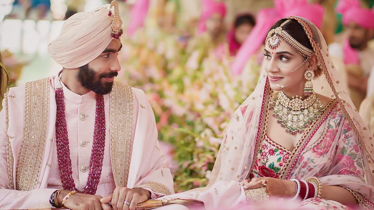 Jasprit Bumrah Marriage: টেলিভিশন সঞ্চালিকা সঞ্জনা গণেশনের সঙ্গে বিবাহবন্ধনে আবদ্ধ হলেন জসপ্রীত বুমরাহ