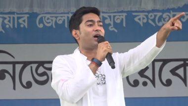 Abhishek Banerjee in Tripura: 'আগামী দেড় বছরে ত্রিপুরায় সরকার গড়বে তৃণমূল', চ্যালেঞ্জ ছুঁড়লেন অভিষেক