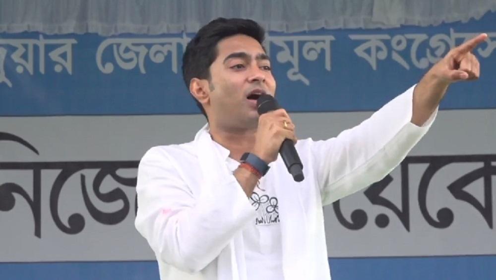 West Bengal Assembly Election 2021 : 'বিজেপি নেতৃত্বের বাবার টাকা নয়', বেনজির আক্রমণ অভিষেকের