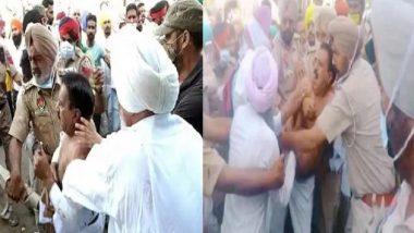 BJP MLA beaten up : কৃষক আন্দোলনের জের, বিজেপি বিধায়ককে মারধরের পর নগ্ন করার অভিযোগ