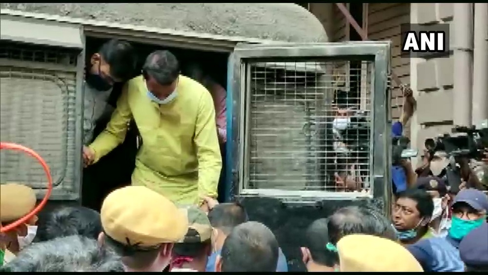 Chhatradhar Mahato Arrested: এনআইএ-র হাতে গ্রেপ্তার, ব্যাঙ্কশাল কোর্টে তোলা হল ছত্রধরকে