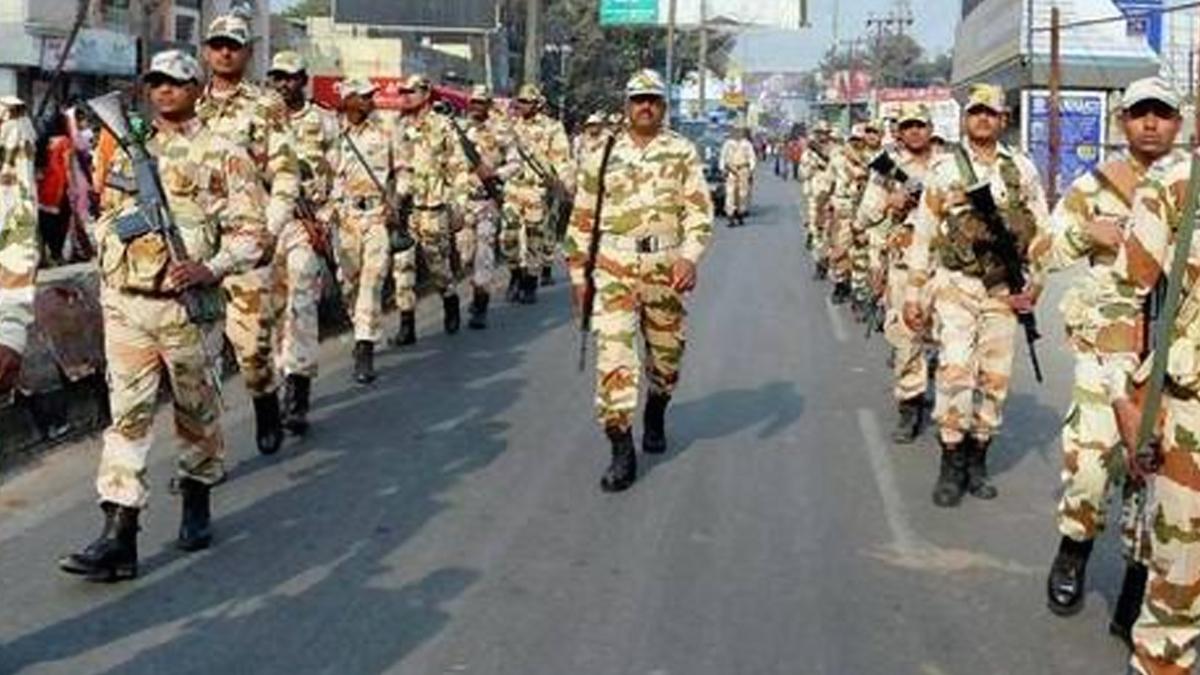 WB Assembly Elections 3rd Phase Poll: তৃতীয় দফার ভোটে নিরাপত্তার দায়িত্বে ৬১৮ কম্পানি কেন্দ্রীয় বাহিনী