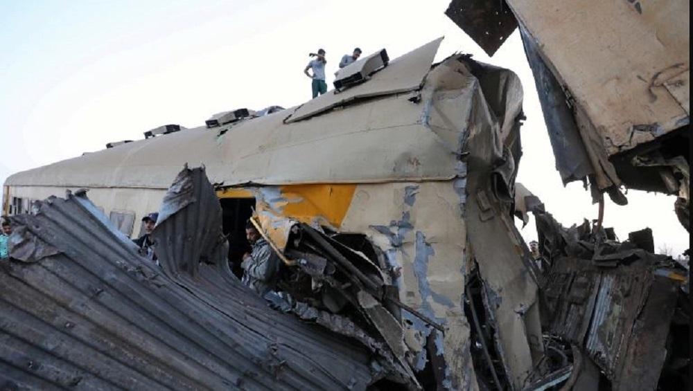 Passenger Trains Collide in Egypt's Sohag : দুই ট্রেনের সংঘর্ষ ইজিপ্টে, ভয়াবহ দুর্ঘটনায় মৃত ৩২