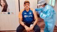 Ravi Shastri Gets Vaccinated: ভারতীয় ক্রিকেট দলে প্রথম, প্রধান কোচ রবি শাস্ত্রী নিলেন করোনাভাইরাস ভ্যাকসিন