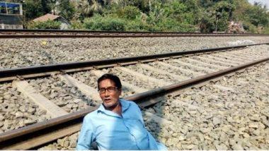 West Bengal Assembly Elections 2021: 'মাফিয়াকে টিকিট দেবেন লকেট চ্যাটার্জি', রেললাইনে শুয়ে আত্মহত্যার চেষ্টা বিজেপি নেতার