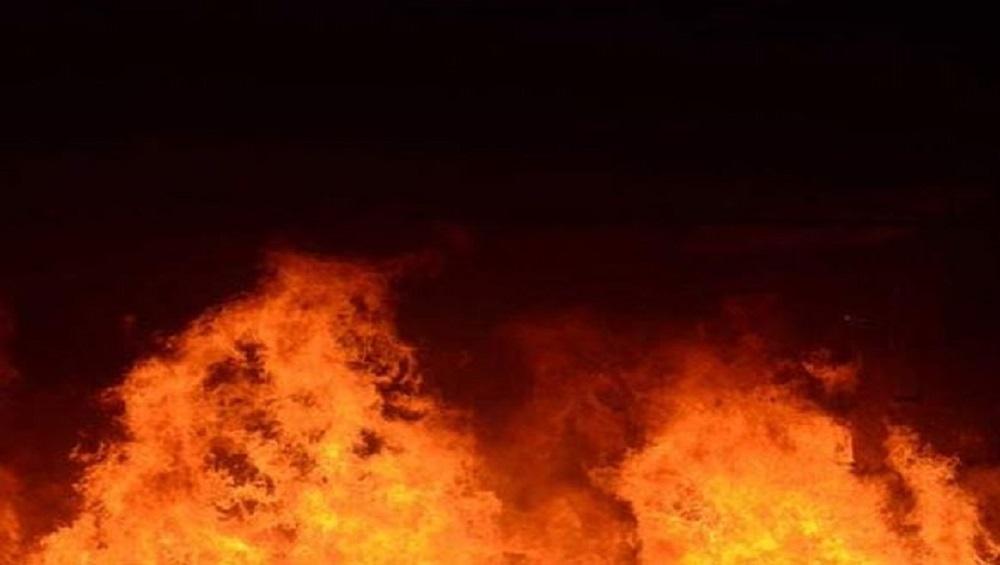 Fire At Lenin Sarani: লেনিন সরণিতে জ্যোতি সিনেমা হলের পাশে বহুতলে আগুন